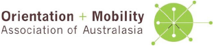 Orientation and Mobility Association of Australasia Logo