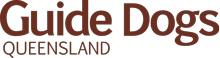 Logo Guide Dogs Queensland